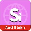 Si Browser Anti Blokir Tercepat icon