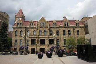 Photo: Calgary - altes Rathaus