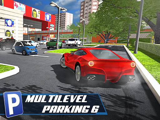 Multi Level Car Parking 6 1.1 screenshots 10