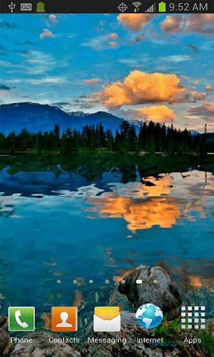 Clear Sky Reflection LWP