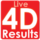 Live 4D Results ! (MY & SG) (app)