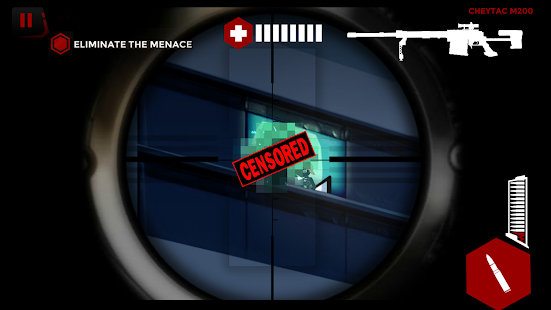 Stick Squad: Sniper Battlegrounds Screenshot