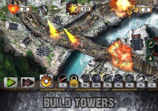 Tower Defense: Tank WAR 2.0.4 Cheat screenshots 1