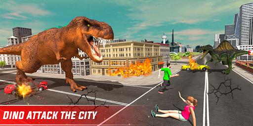 Monster Dino Vs King Kong-City Rampage Simulator 1.0.3 screenshots 1