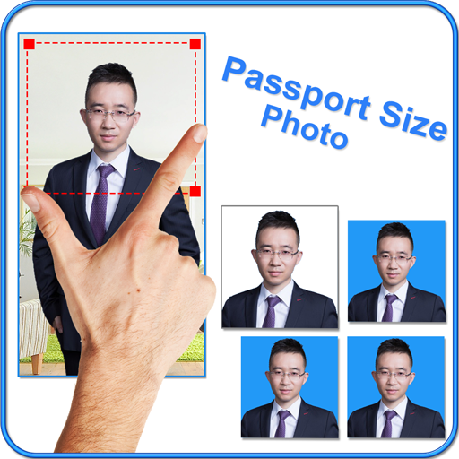 Passport Size Photo Maker App app (apk) free download for Android/PC/Windows