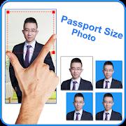 Passport Size Photo Maker App