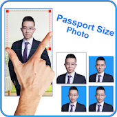 Passport Size Photo Maker App