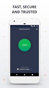 VPN SecureLine by Avast – Security & Privacy Proxy App Download For Android and iPhone 5