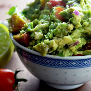 Heavenly Tasty Guacamole