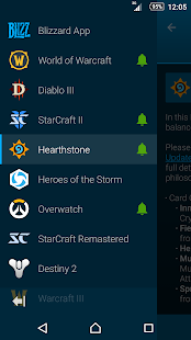 BlizzTrack Mobile Beta (Unreleased)- screenshot thumbnail