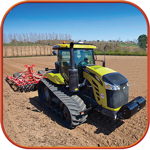 Farming Sim 2018: Modern Farmer Tractor Simulator