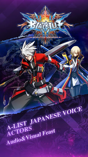 BlazBlue RR - Jeu d'Action  captures d'écran 2