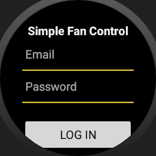 Simple Fan Control Screenshot