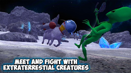 Space Goat Simulator 3D – 2 screenshot 5