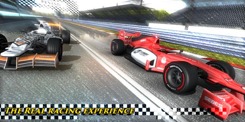 Formula Racing Rivals Reborn - screenshot
