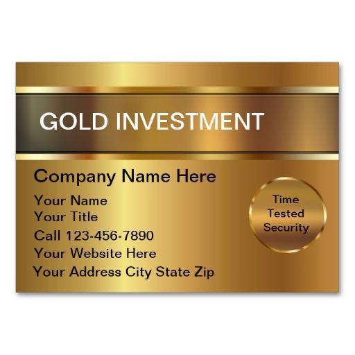 Reasons You Should Invest Gold