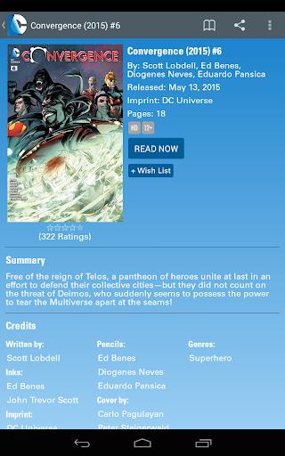 DC Comics  screenshots 16