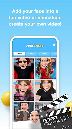 JokeFaces screenshot 1