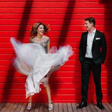 Fotografo di matrimoni Slava Semenov (ctapocta). Foto del 27.09.2018