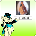 Matching Body Parts Usi Words icon