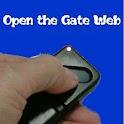 Open the Gate Web icon