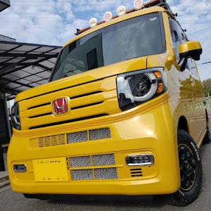N-VAN  2WD ターボのカスタム事例画像 道化師太鼓さんの2021年06月14日17:37の投稿