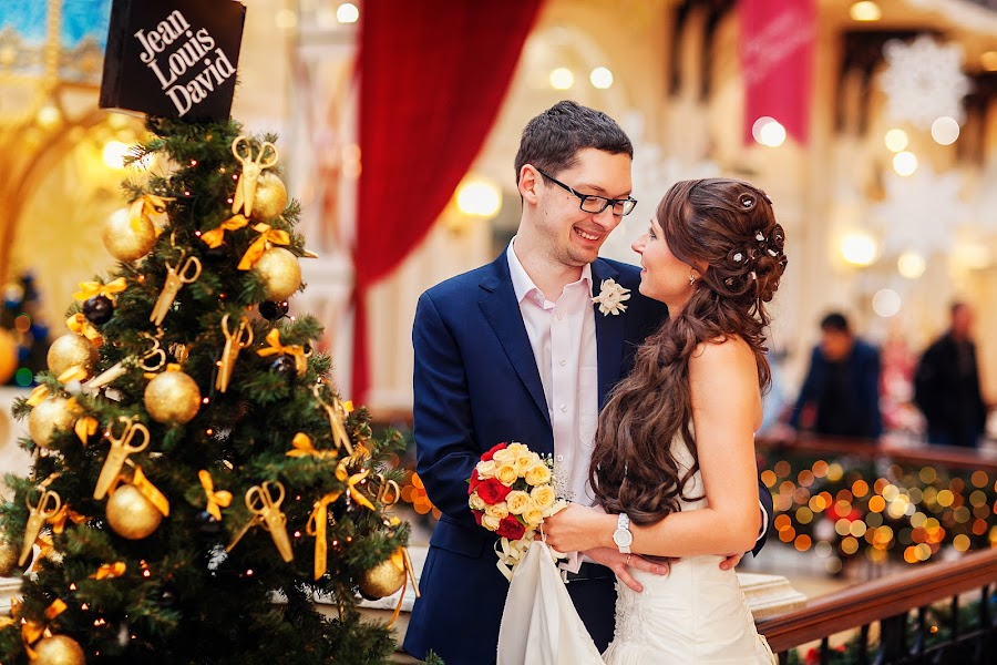 Wedding photographer Galina Arsenova (fotojunior). Photo of 22.01.2014