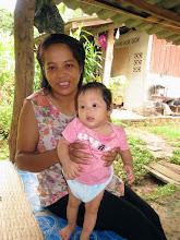 Photo: Baby girl, Mae Rim (July 2013)