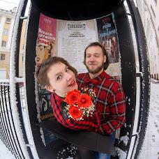 Wedding photographer Vladimir Minakov (minvareg). Photo of 12.11.2016