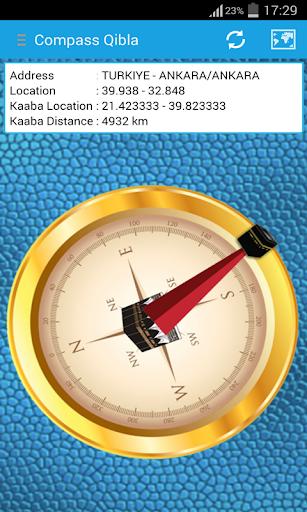 Compass Qibla