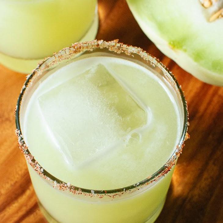 Fresh Honeydew Margarita