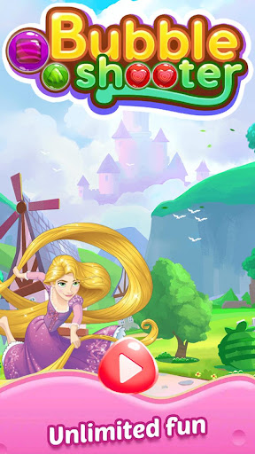 New Bubble Shooter : Princess Bubble Games screenshots 1