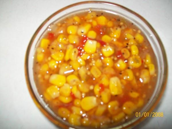 Corny'licious Salsa Recipe