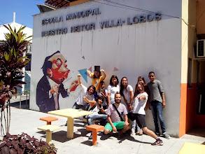 Photo: Projeto Águas Limpas e Ambiente em Movimento na E.M.Villa Lobos - Niterói
