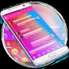 G Gradient SMS Messaggi icon