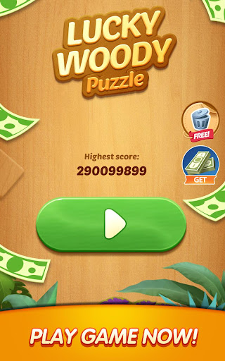 Lucky Woody Puzzle - Big Win with Wood Block Games modavailable screenshots 9