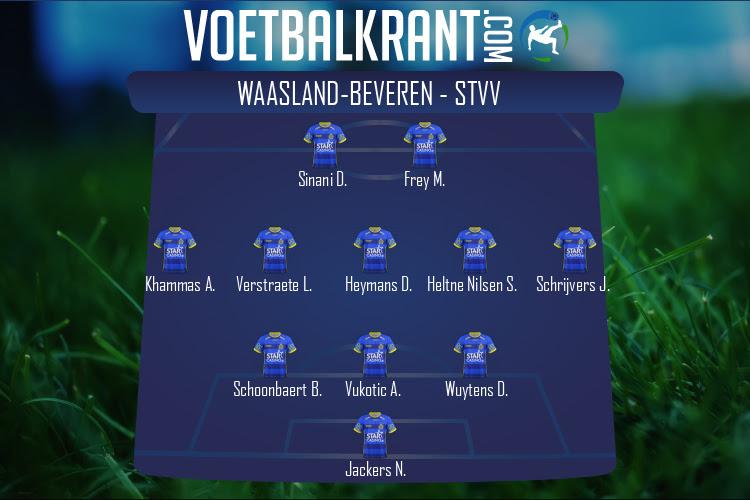 Waasland-Beveren (Waasland-Beveren - STVV)