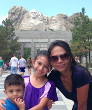 Photo: Some very impressive and attractive faces. And on the mountain, too. — at Mt. Rushmore National Memorial.