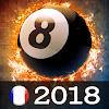 Billard Gratuit 2018(8 ball / Online / Snooker...)