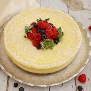 Microwave Cheesecake.
