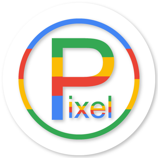 Color Pixel - Icon Pack