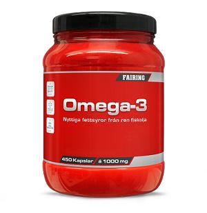 Fairing Omega-3 - 450 kapslar