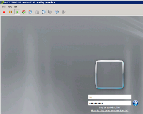 Trentent -- One and Only : Citrix Provisioning Services