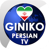 Giniko Persian TV for Google TV