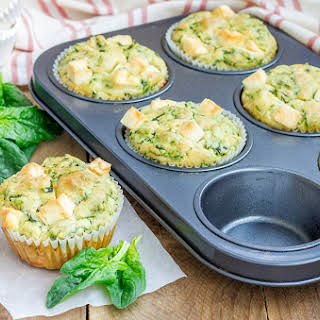 Delicious Veggie Omelet Muffins.