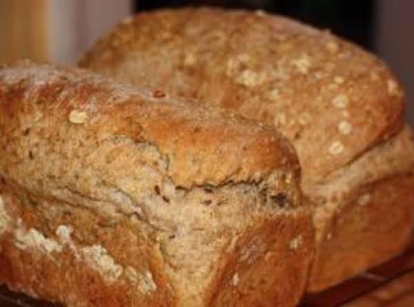 Homemade Multi Grain Bread