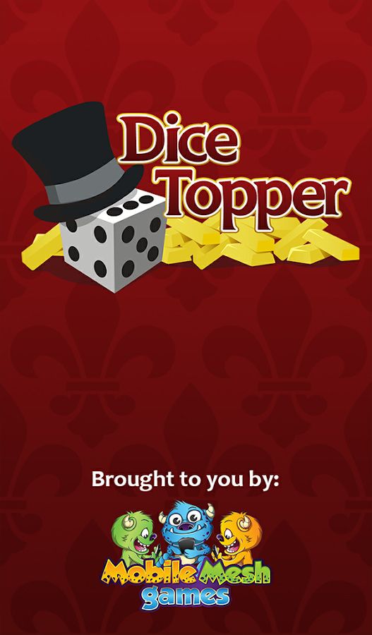 Dice Topper- screenshot