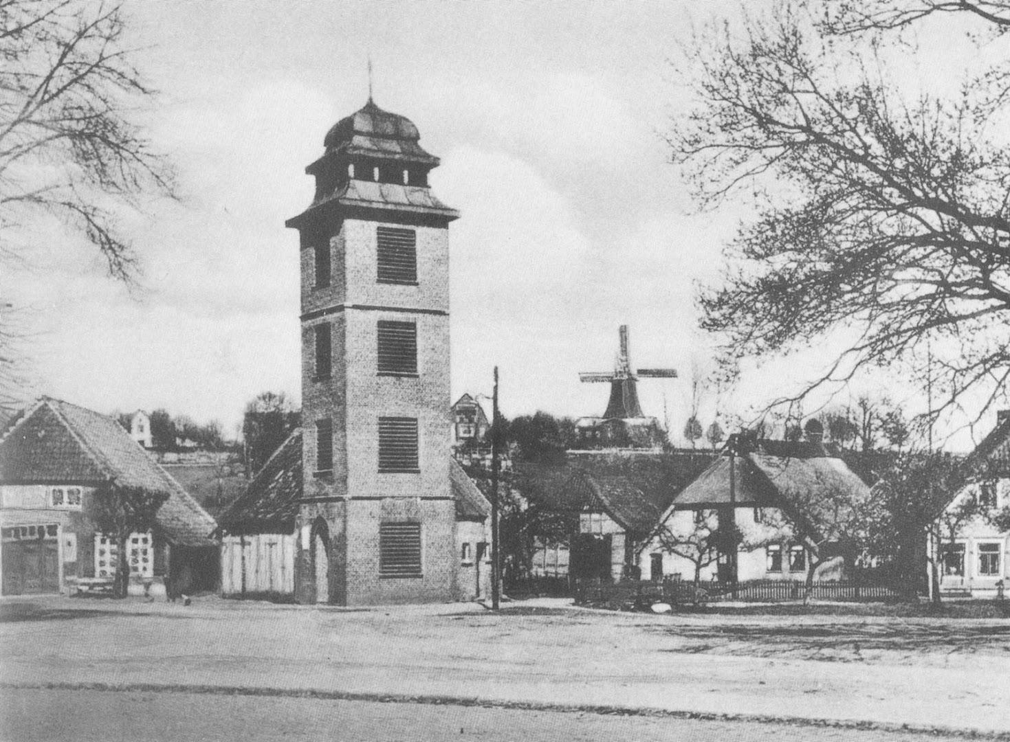 Schlauchturm in Osterholz-Scharmbeck