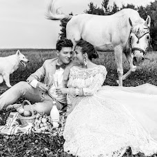 Wedding photographer Katerina Kuzmicheva (katekuz). Photo of 18.09.2018