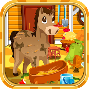 Clean up horse farm for PC and MAC